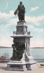 Champlain's Monument, Quebec La Cite, Quebec, Canada, 00-10's