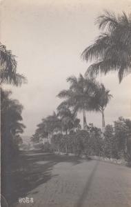 RP: Cuba , 1908 ; Pretty Road View