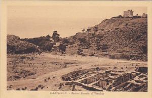 Tunisia Carthage Bassins Romains d'Hamilcar