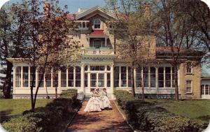 Prairie Du Chien Wisconsin~Villa Louis~1960 Poscard