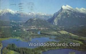 Bow Valley Canada, du Canada Mount Rundle Bow Valley Mount Rundle