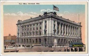 Post Office, Cleveland OH