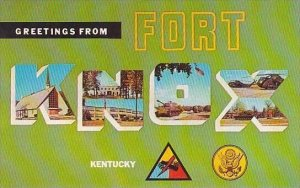 Kentucky Fort Knox Greetings From