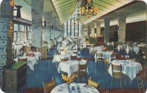 Canada Jasper Park Lodge Dining Room