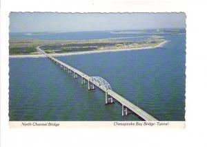 Chesapeake Bay Bridge Tunnel, North Channel, Kentucky, Photo Bob Glander