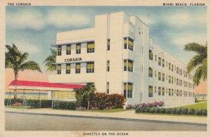 Miami Beach , Florida ,1930-40s ; The Corsair