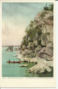 Burlington, Vt., Rock Point