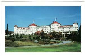 US    PC2993 MT WASHINGTON HOTEL, BRETTON WOODS, NH