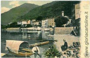 03853 CARTOLINA d'Epoca:  COMO - LUGANO - OSTENO