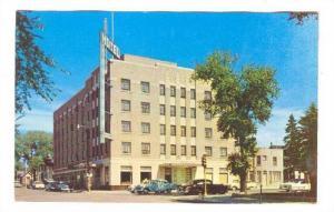 Hotel Frontier, Cheyenne, Wyoming, 50-70s