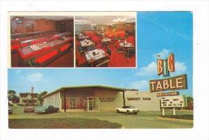 3Views, The Big Table Buffeteria, Baltimore, Maryland, 1940-1960s