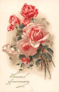 Roses Rosen Heureux Anniversaire, Belgie, Belgique