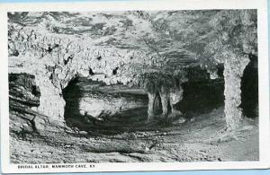 KY - Mammoth Cave, Bridal Altar
