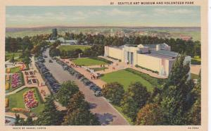 Washington Seattle Art Museum & Volunteer Park Curteich