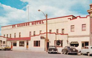 St. George Hotel, HIGH RIVER, Alberta, Canada, 40-60´