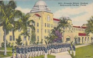 Florida Hollywood By The Sea Riverside Military Academy