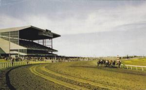 Assiniboia Downs, the home of racing in Manitoba, Canada, 40-60s