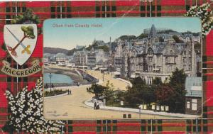 OBAN from County Hotel , Scorland , 00-10s