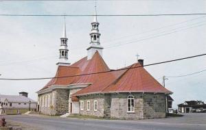 L'Eglise, Batie en 1779, Saint-Jean-Port-Joli, Province of Quebec, Canada, 40...
