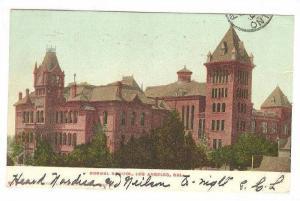 Normal School, Los Angeles, California, PU-1907