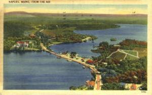 Naples, Maine, ME Naples ME 1941