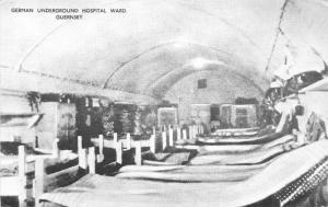 C.I. Guernsey German Underground Hospital Ward