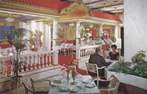 Saigon, Ports o´ Call Restaurant, Sheraton-Dallas Hotel, Texas, PU-1964