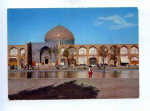 192807 IRAN ISFAHAN Sheikh Lotfollah mosque old photo postcard