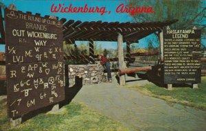 WICKENBURG , Arizona , 40-60s; Hassayampa Well