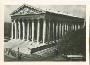 France, Paris, Eglise de la Madeleine Photo