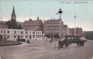 BOURNEMOUTH, Dorset, England, PU-1909; The Square