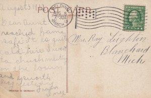 STILL LIFE, PU-1912; Red Iris Flowers