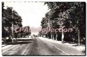 Postcard Old St Jean De Monts Avenue De la Mer