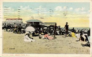 NJ - Asbury Park, Bathing Hour