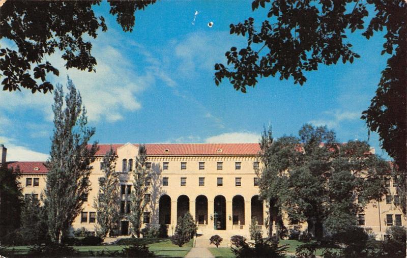 Lourdes Hall Closing Date Christmas 2020 Winona Minnesota~College of Saint Teresa~Lourdes Hall~Dormitory