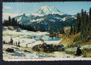 Mount Rainier,Tipsoo Lake,WA BIN
