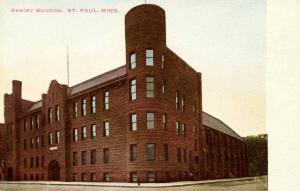 MN - St Paul. Armory