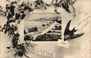 CPA  Cannes - Souvenir      (203683)