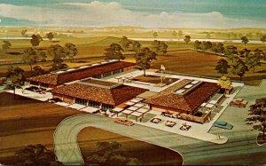 Ohio Waverly Bristol Village Activities Center 1967