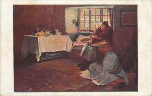 A Hopeless dawn - F. Bramley