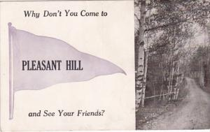 Missouri Pleasant Hill 1912 Pennant Series