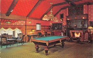 Billiard Parlor Lounge, Rod's 1920's Road House West Or...