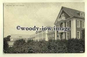 tp0351 - Derbys - Newly Built Hostel at the Hayes, Swanwick Village - Postcard