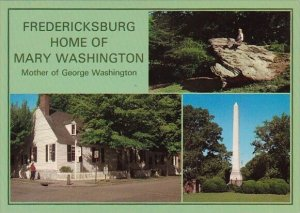 Home Of Mary Washington Fredericksburg Virginia