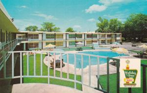 US Highway 301: Holiday Inn , Florence, South Carolina, 40-60s
