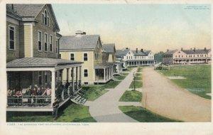 CHATTANOOGA, Tennessee,  1908 ; Barracks , Fort Oglethorpe