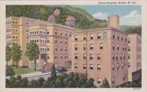Grace Hospital Welch West Virginia Curteich