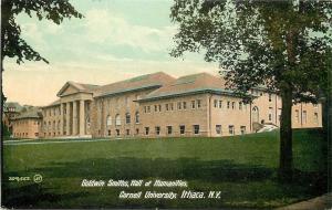 Ithaca New York~Cornell University~Goldwin Smiths Hall of Humanities~1908 PC