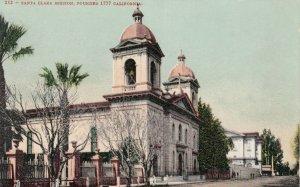 SANTA CLARA , California, 1900-10s ; Mission