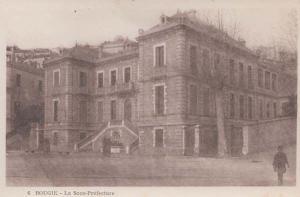 La Sous Prefecture Bougie Algeria Antique Algerian Mediterranean Postcard